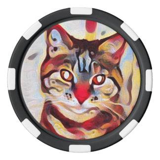 Pixie1 Art23 Poker Chips