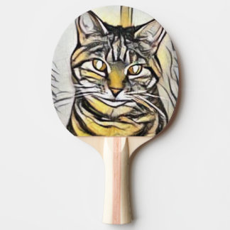 Pixie1 Art71 Ping Pong Paddle