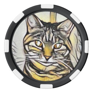 Pixie1 Art71 Poker Chips