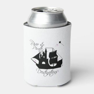 Pixie and Pirate Destinations Can Koolie Can Cooler