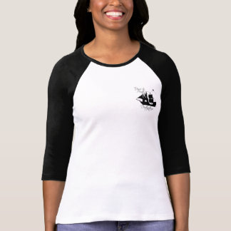 Pixie and Pirate Destinations Ragland Shirt