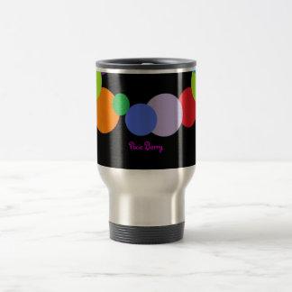 Pixie Berry Circle Travel Mug