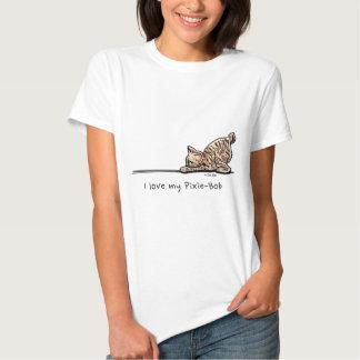 Pixie-Bob Pounce Personalized Shirt