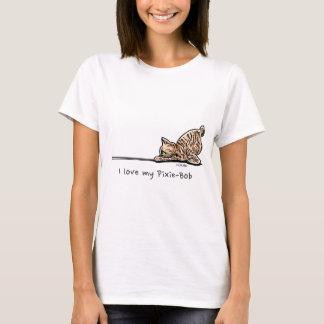 Pixie-Bob Pounce Personalized T-Shirt