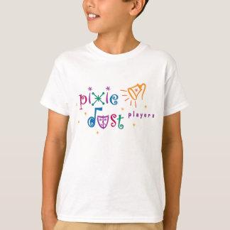 Pixie Dust Players Basic Kids T-shirt