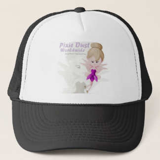 Pixie Dust Worldwide LOGO Trucker Hat