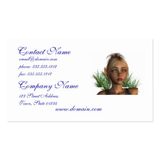 Pixie Elf Business Cards
