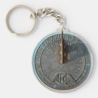 Pixie Globes - Sundial Keychain