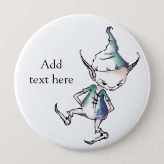 Pixie / Goblin Button just add own text