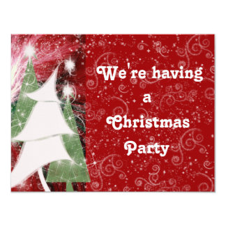 PIXIE HOLIDAY TREES CARD