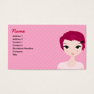 Pixie Profile Card