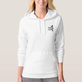 PixieDayWalker Fleece Hoodie - Black Logo