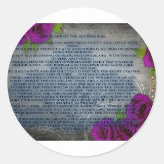 pizap com10 52128304215148091323326912861 round sticker