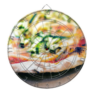 Pizza-12 Dartboard