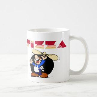 Pizza and Baker Coffee Mug