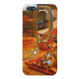 Pizza And Beer Case For iPhone 5/5S
