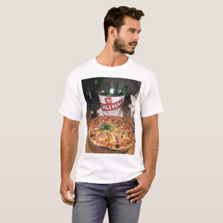 Pizza and Beer in Bali T-Shirt
