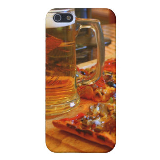 Pizza And Beer iPhone 5 Cover