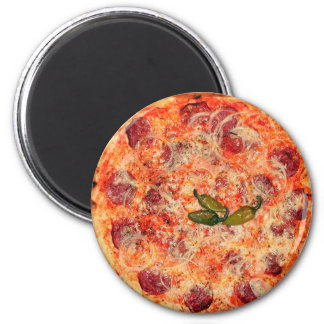 Pizza anyone? magnet