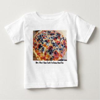 Pizza Baby Baby T-Shirt