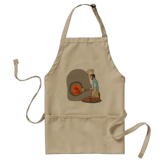 Pizza Chef Apron