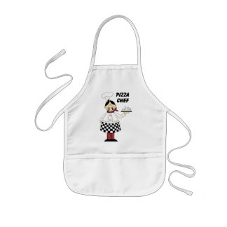Pizza Chef Kids Apron