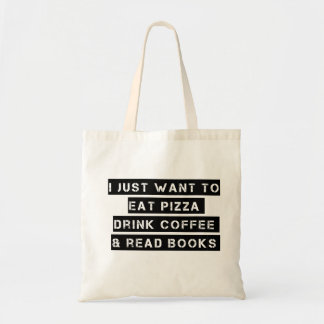 Pizza, Coffee, And Books