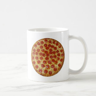 Pizza Coffee Mug