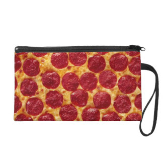 Pizza Cosmetic Bag