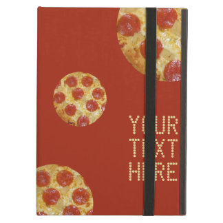 PIZZA custom cases iPad Air Covers