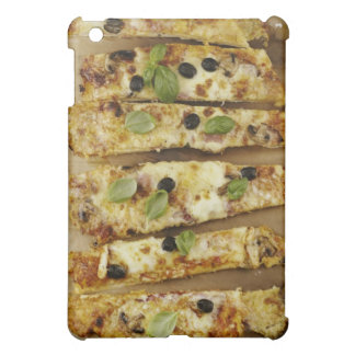 Pizza cut into pieces case for the iPad mini