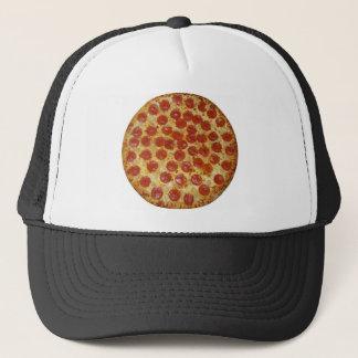 Pizza...Delicious Pepperoni Pizza Trucker Hat