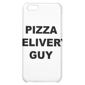 Pizza Delivery Guy iPhone 5C Case