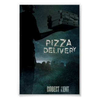 Pizza Delivery Poster