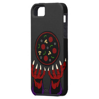 Pizza Demon – Summoner of Deliciousness Case For The iPhone 5