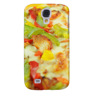 Pizza detail galaxy s4 case