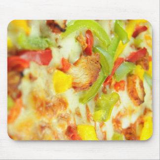 Pizza detail mouse mat