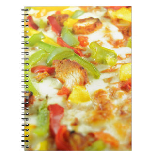 Pizza detail notebooks
