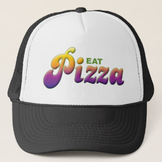 Pizza Eat Trucker Hat