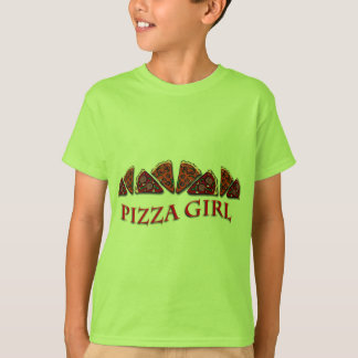 Pizza Girl T-Shirt