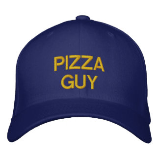 PIZZA GUY - Customizable Baseball Cap