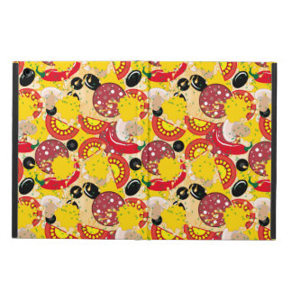Pizza iPad Air Cover