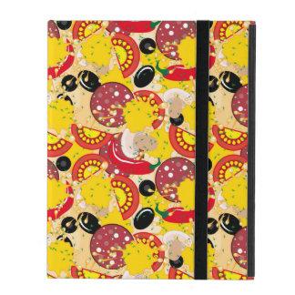 Pizza iPad Folio Case