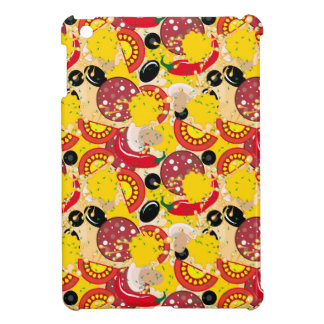 Pizza iPad Mini Cases