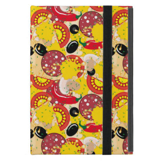 Pizza iPad Mini Cover