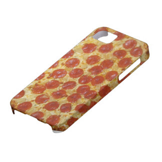 pizza iPhone 5 cover