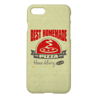 Pizza iPhone 7 Case
