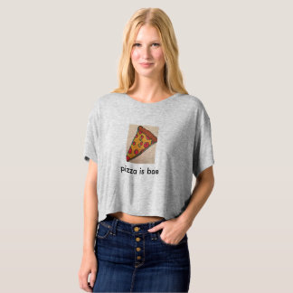 pizza is bae shirt