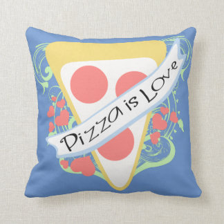 Pizza is Love Cushion