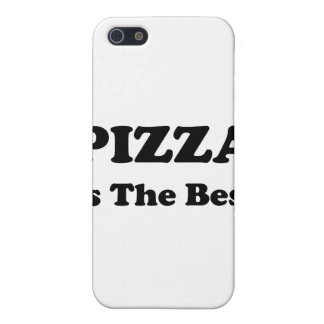 Pizza Is The Best iPhone 5 Covers